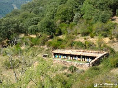 Siete Villas - Alto Najerilla, La Rioja; free trekking grupo reducido senderismo